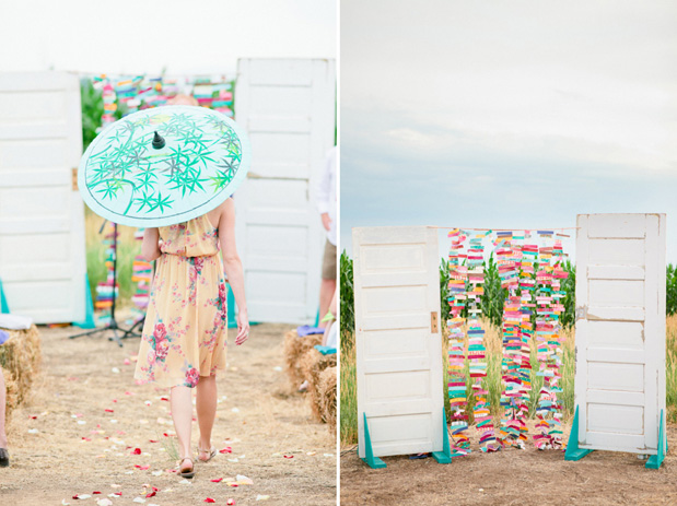 Wedding Blog Colorado Colorful!