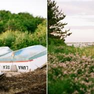 Cape Cod & Sailboats