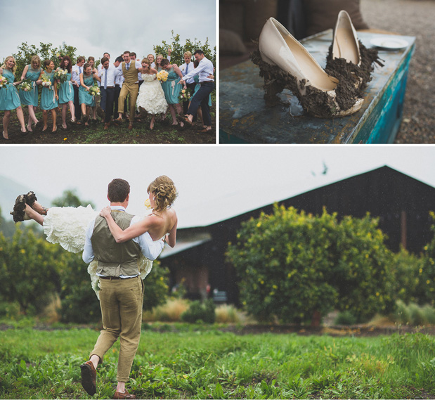 Wedding Blog Dana Powers Barn Wedding