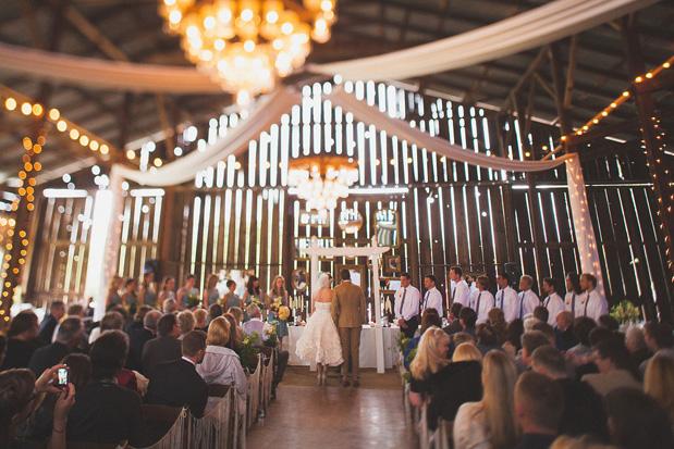 Wedding Blog Dana Powers Barn Wedding