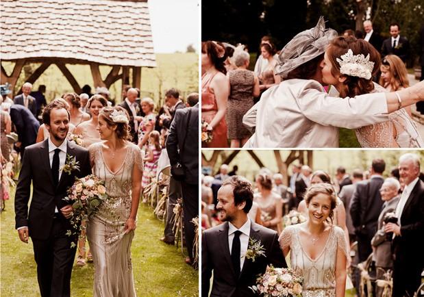 Wedding Blog Gloucestershire + Jenny Packham