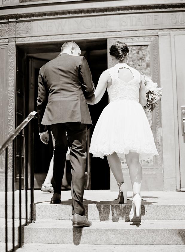 Wedding Blog NEW YORK CITY ELOPEMENT