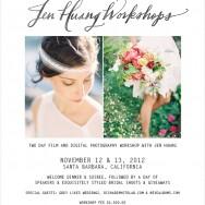 Jen Huang Sonoma Workshop