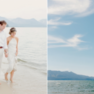 Lake Tahoe Wedding by Elisabeth Millay