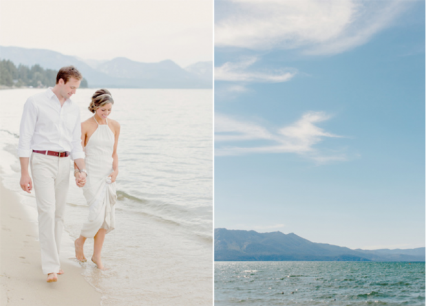 Wedding Blog Lake Tahoe Wedding by Elisabeth Millay