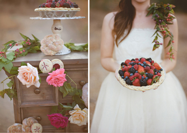 Wedding Blog Fall Berries