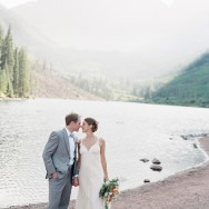 Aspen Ranch Wedding by Laura Murray