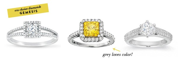 Wedding Blog Gemesis Man Made Diamonds