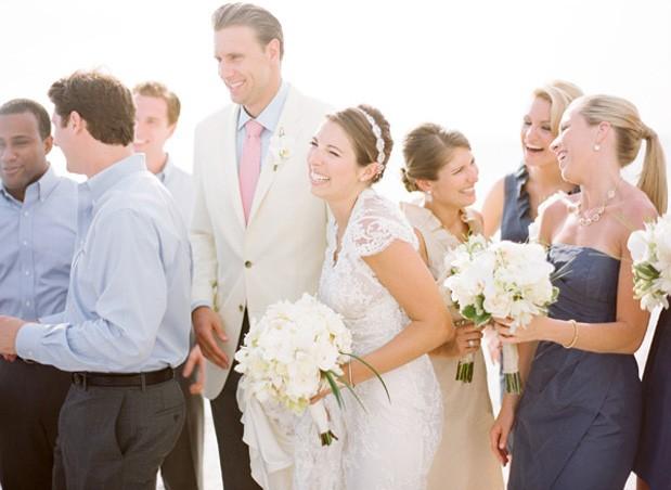 Wedding Blog La Playa Beach Florida Wedding