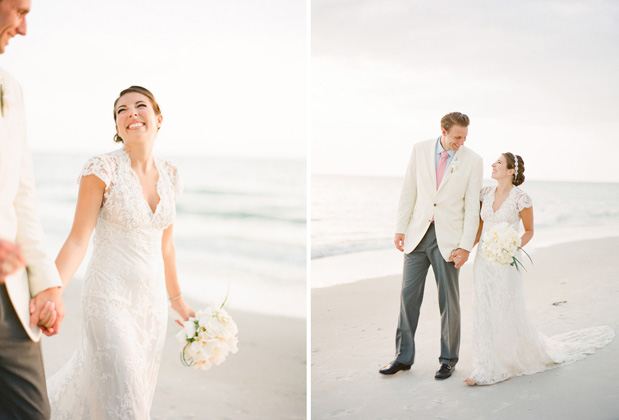 Wedding Blog La Playa Beach Florida Wedding