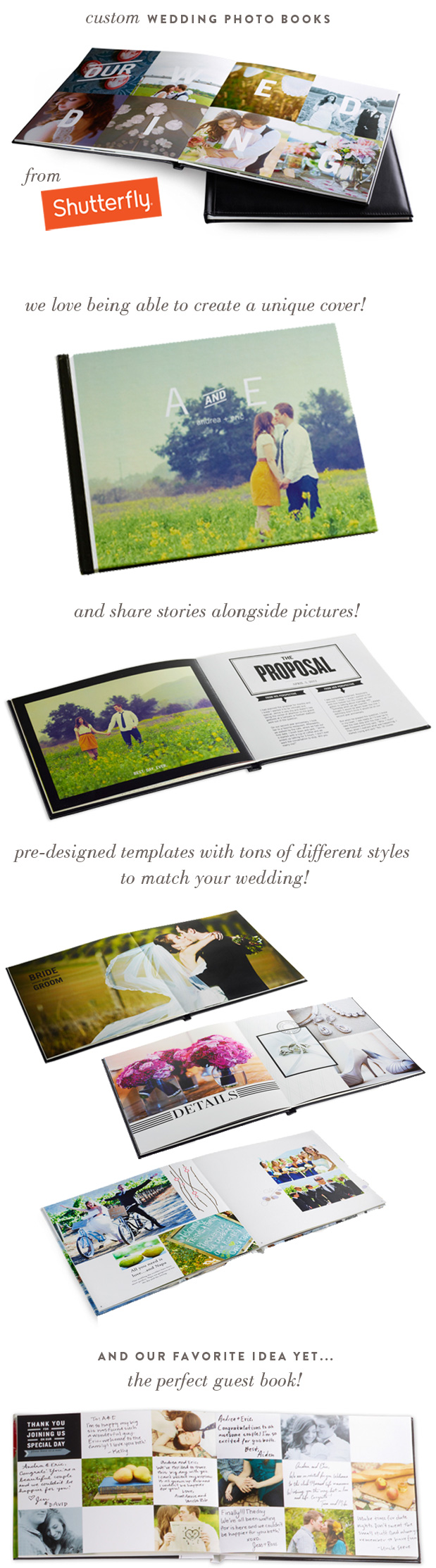 Wedding Blog Shutterfly Wedding Photo Books