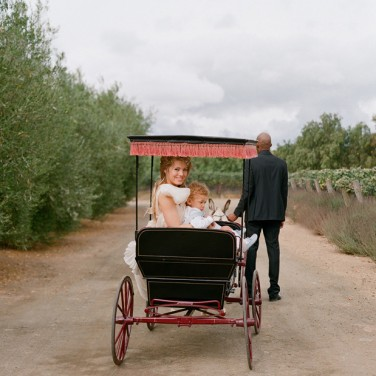 Caravan Elopement by Elizabeth Messina