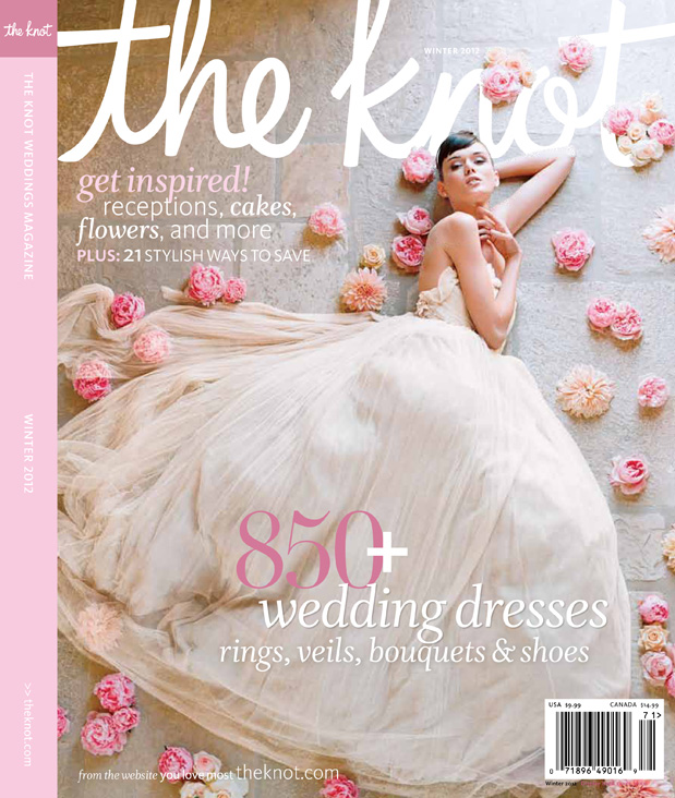 Wedding Blog Elizabeth Messina & The Knot Cover EXCLUSIVE