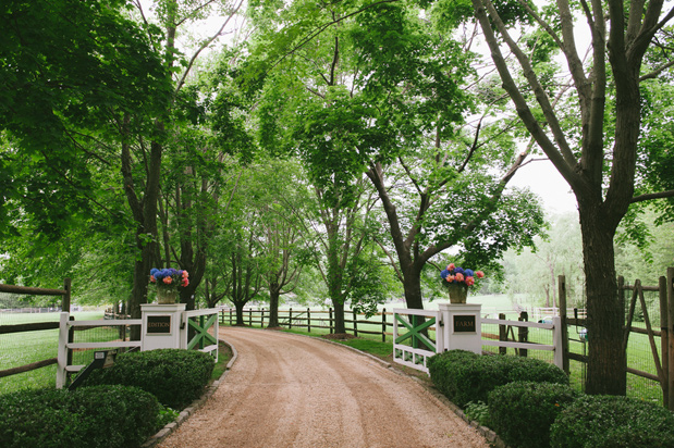 Wedding Blog New York Equestrian Wedding