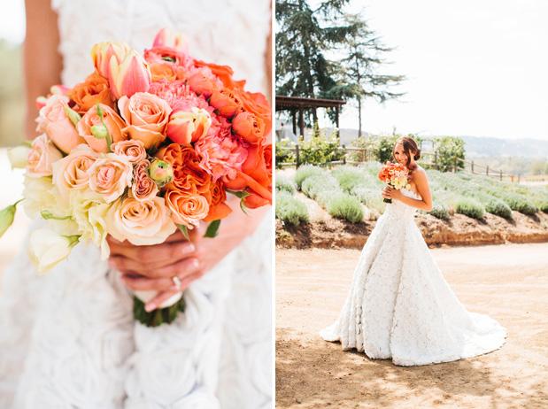 Wedding Blog Ombre Wedding & An Inspiring Story