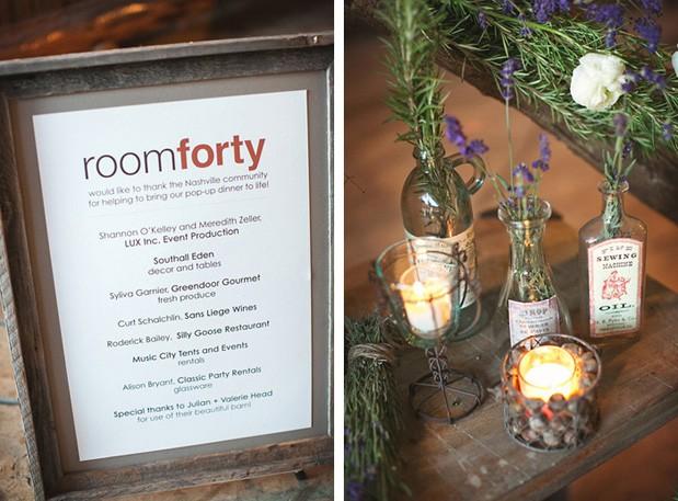 Wedding Blog Nashville Pop Up with Room Forty