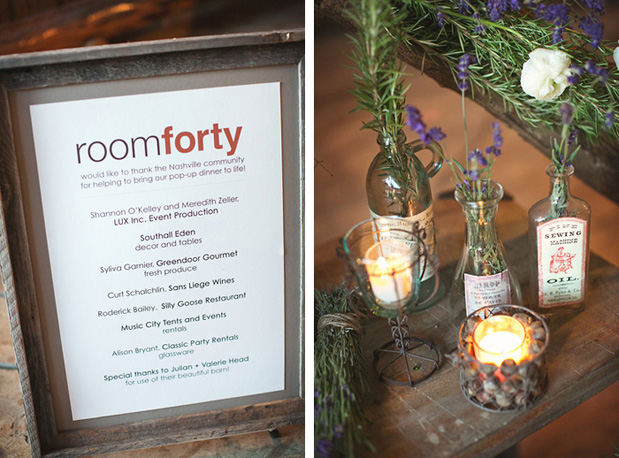 Wedding Blog Nashville Pop Up with Room Forty