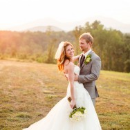 Virginia Fall Wedding in Navy