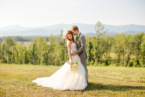 Wedding Blog Virginia Fall Wedding in Navy