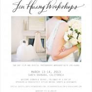 Jen Huang Montecito Workshop