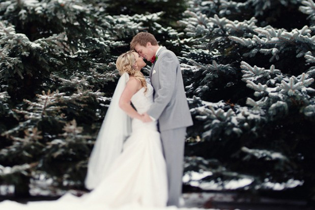 Wedding Blog Holiday Winter Wedding