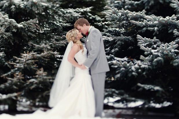 Wedding Blog Holiday Winter Wedding
