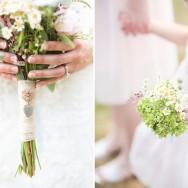 Pretty in Pastel New England Wedding