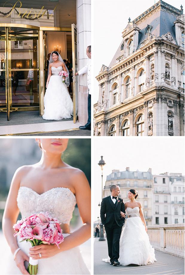 Wedding Blog Paris Elopement