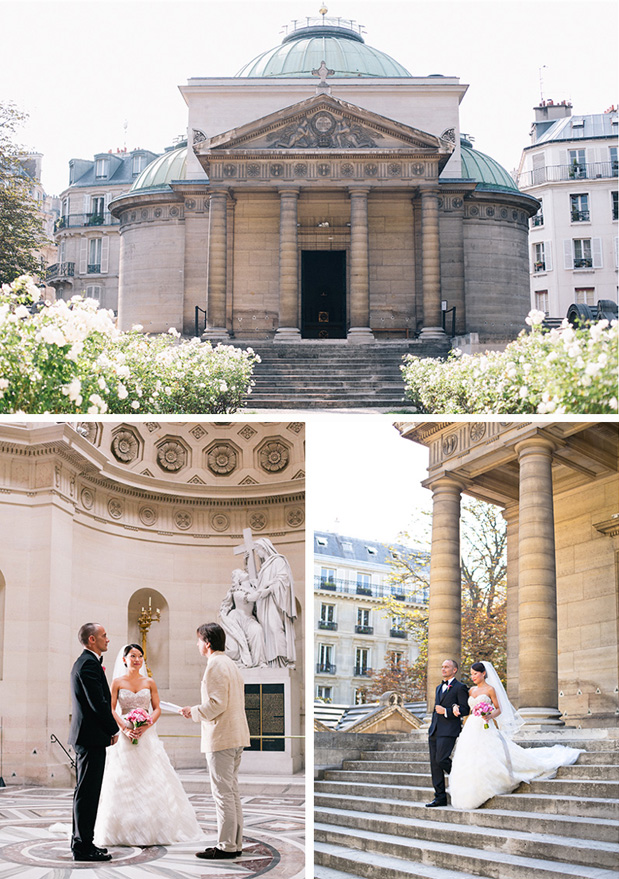Wedding Blog Paris Elopement