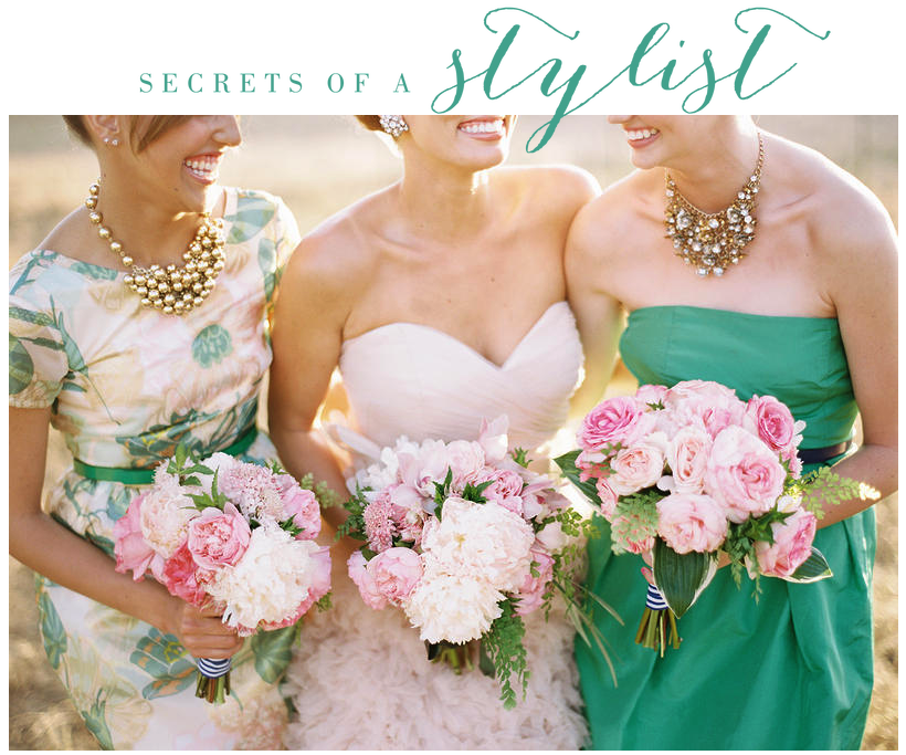 Wedding Blog Secrets of a Stylist