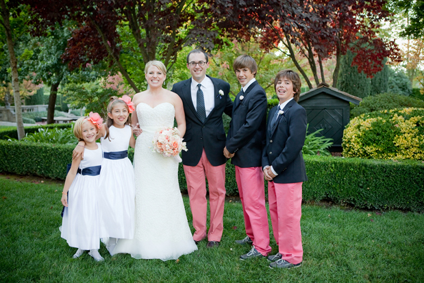 Wedding Blog Our Four Favorite Bridal Parties
