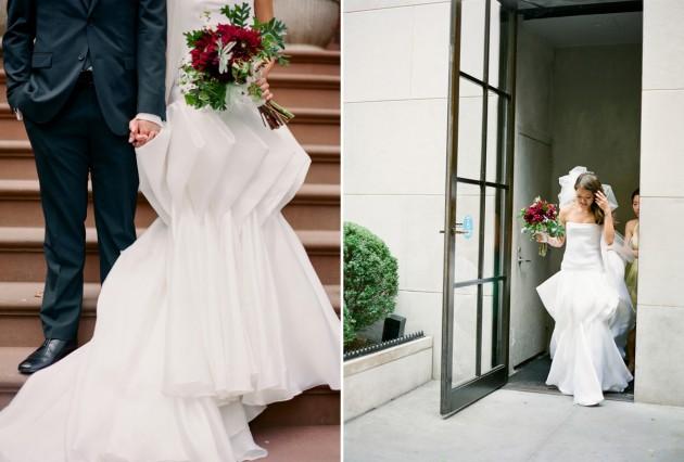 Wedding Blog Modern New York Wedding