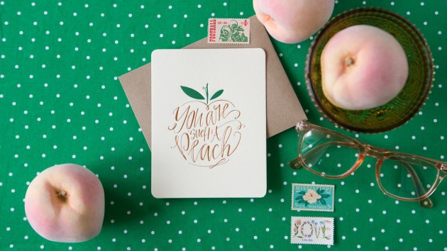 Wedding Blog Lindsay Letters Love Notes