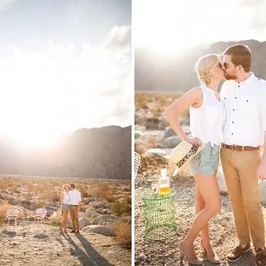 Palm Springs Love Shoot