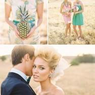 Our Four Favorite Bridal Parties