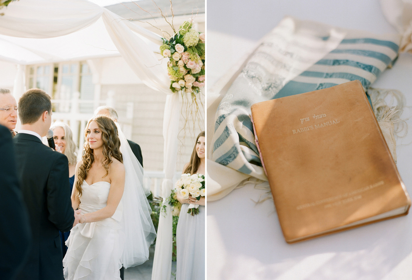 Wedding Blog Oceanfront Romance