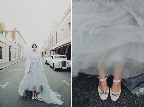 Wedding Blog A dress like no other!