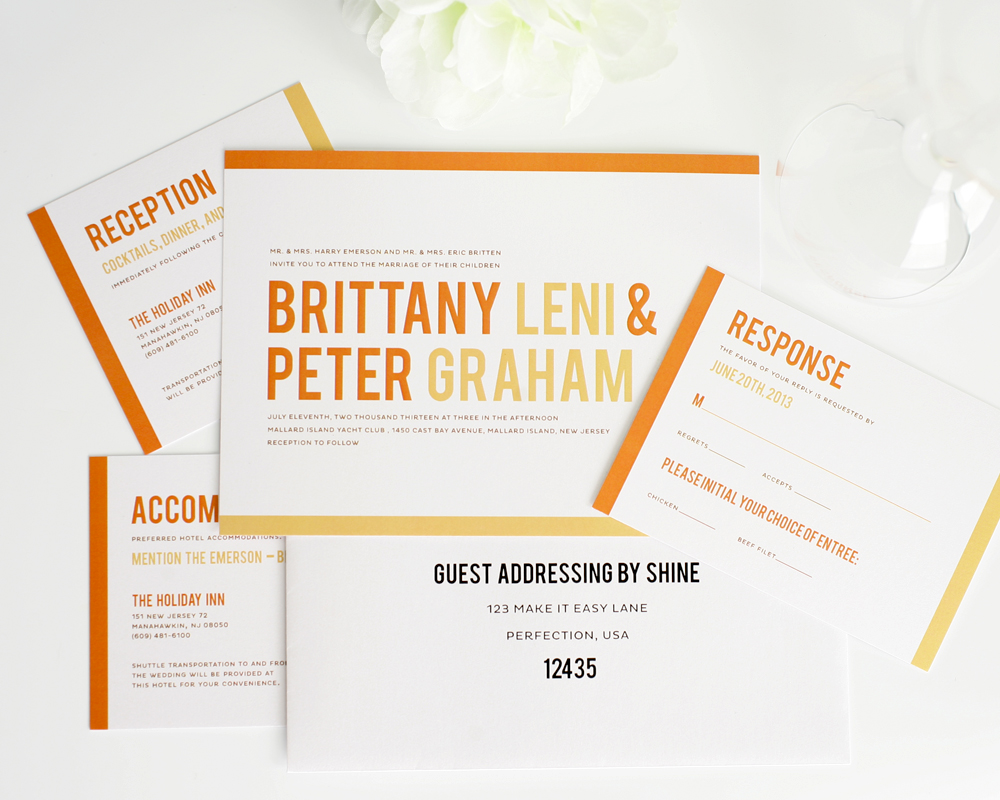 Wedding Blog Shine Wedding Invitations