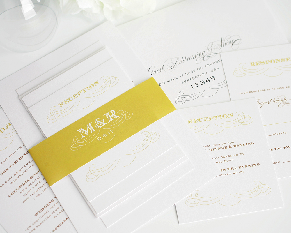The Best Wedding Invitations: Shine Wedding Invitations