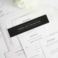 Shine Wedding Invitations
