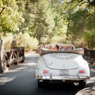 Calistoga Ranch Wedding