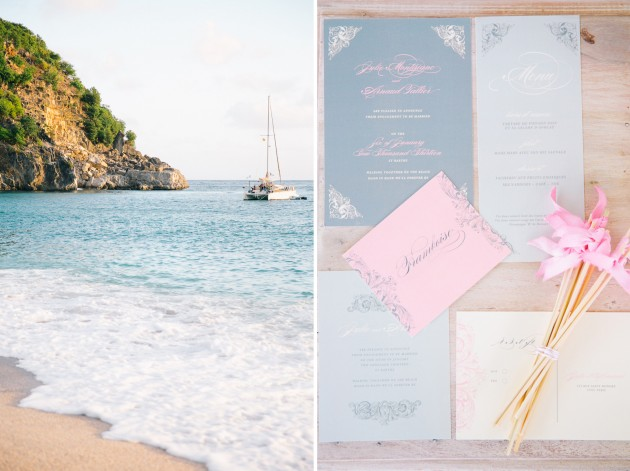 Wedding Blog St. Barthes Elopement