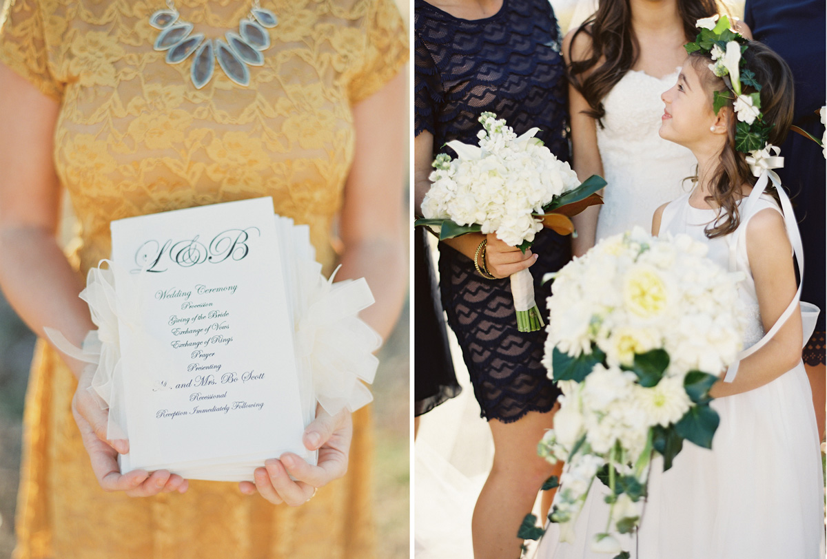 Wedding Blog Bringing Back the Cascade Bouquet