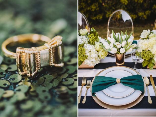 Wedding Blog Kate Spade Inspired Shoot