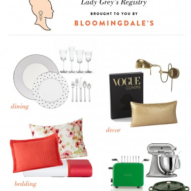 Bloomingdale&#8217;s Registry
