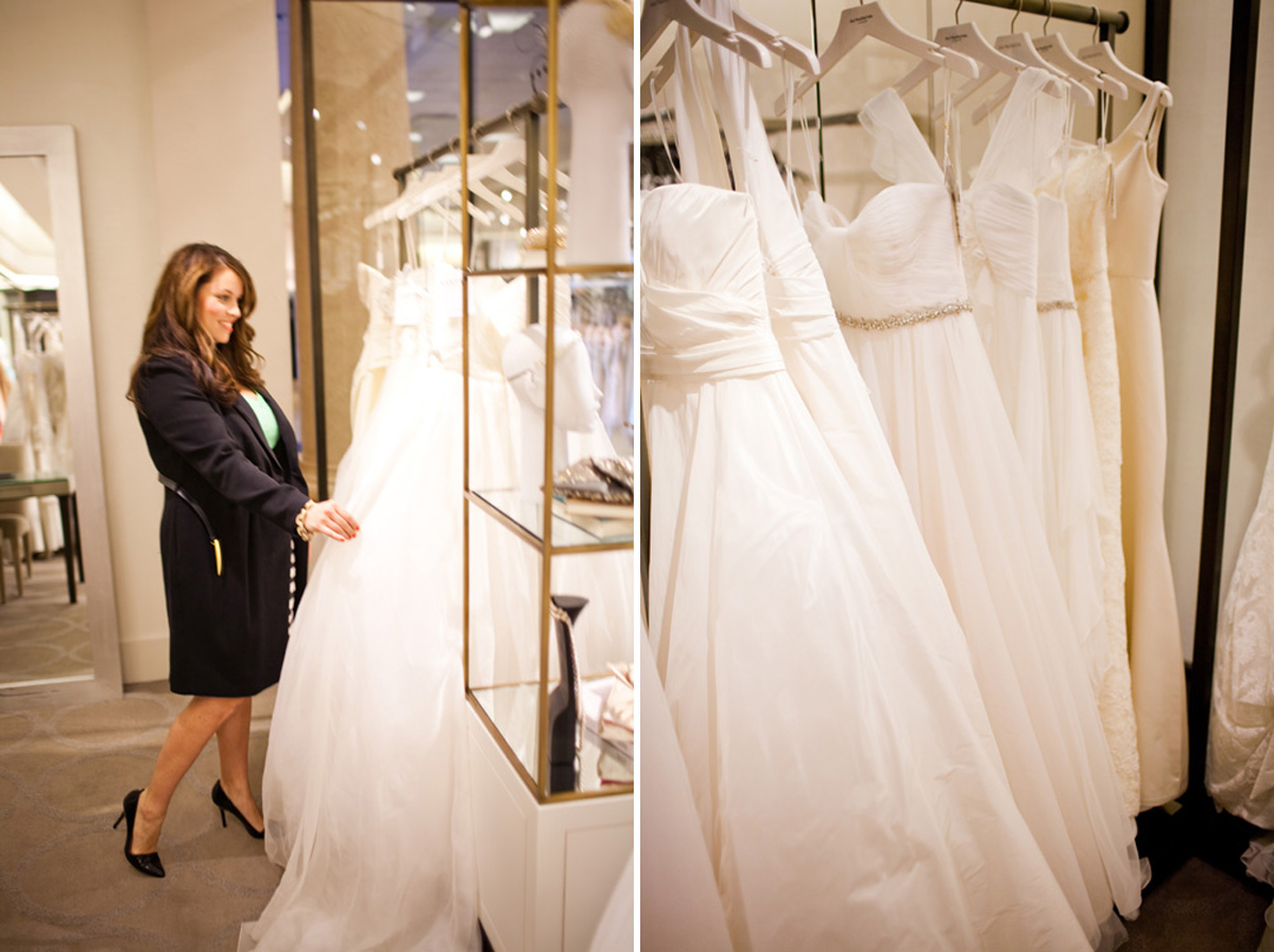 Wedding Blog Dress Shopping Adventures!
