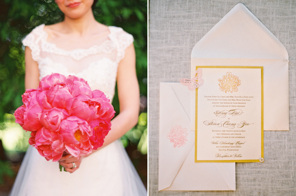 Wedding Blog Peonies are here!