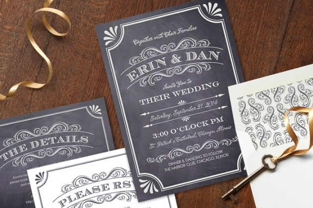 Wedding Blog Minted Wedding Stationery Giveaway