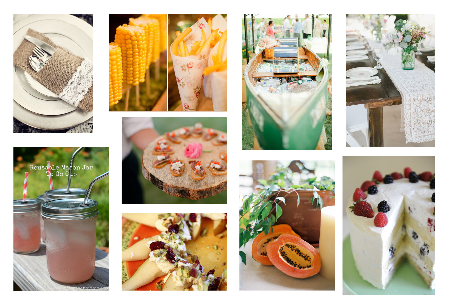 DreamWeddingFoodDrink