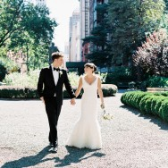 New York Elopement at Gramercy Park Hotel